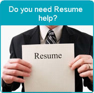 Do you need resume help?